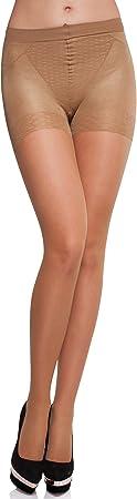 Merry Style Medias Reductoras Finas Panty Lencería Sexy Mujer MS 127 20 DEN