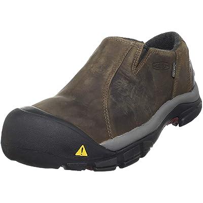 KEEN Men's Brixen Low Waterproof Insulated Shoe   Outdoor
