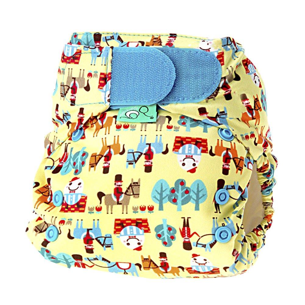 Tots Bots Easy Fit Cloth Diaper One Size V4 (Humpty Dumpty)