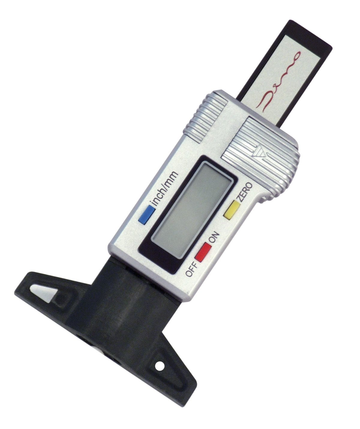 Dino 130005 - Misuratore digitale del battistrada, con display LCD, batteria inclusa