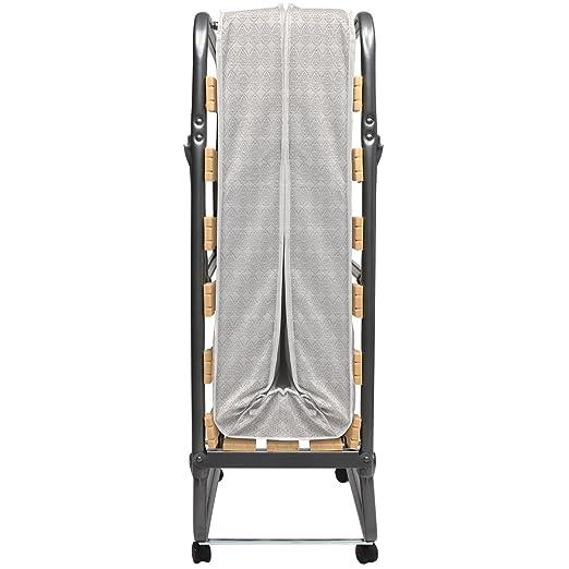 Cama de invitados plegable de Veraflex - Como - con colchón 80 x 190 cm - Incluye funda protectora: Amazon.es: Hogar
