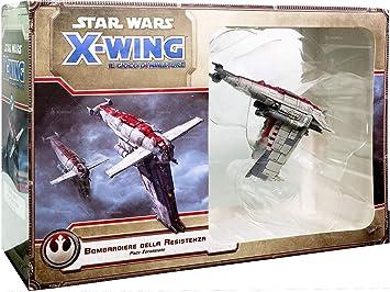 Asmodee Italia-GTAV1025 Star Wars X-Wing El Juego de ...