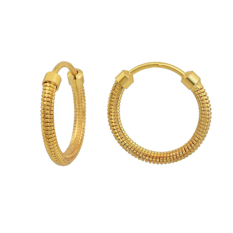 311ca1893271e Buy Memoir Gold plated brass, simple sober light weight daily use ...