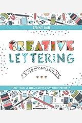 Creative Lettering Companion: More than 40 Imaginative & Inventive Prompts Paperback
