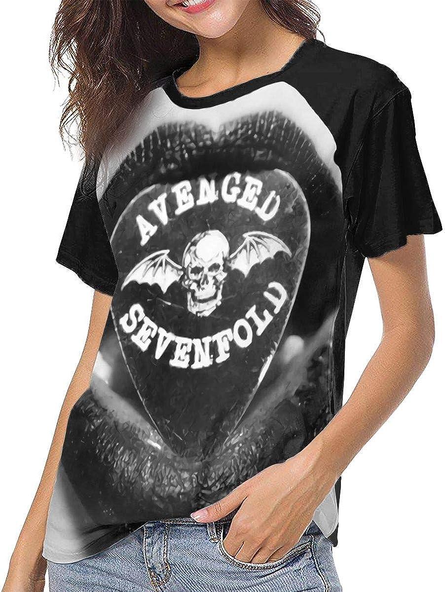 RodneyLRobbins Avenged Sevenfold Ax7 - Camiseta de Manga ...