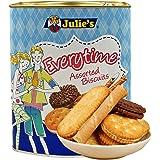 Julie's茱蒂丝好时光什锦饼干530g(马来西亚进口)