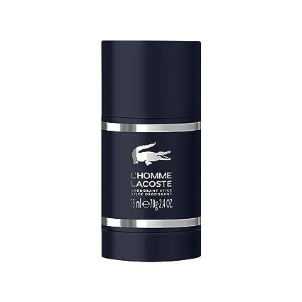 sélection mondiale de prix favorable en ligne L'Homme Lacoste Deodorant Stick, 2.4 Fl oz