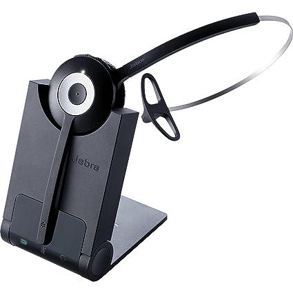 ea4c5033a41 Amazon.com: Jabra Pro 920 Mono Wireless Headset/Music Headphones:  Electronics
