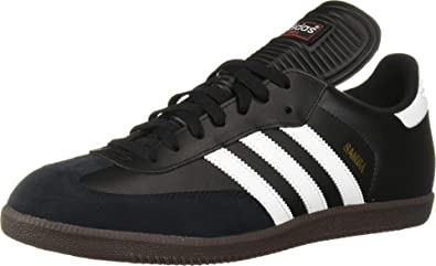 Talla estafa Entender mal  Amazon.com | adidas Performance Men's Samba Classic Indoor Soccer Shoe |  Soccer