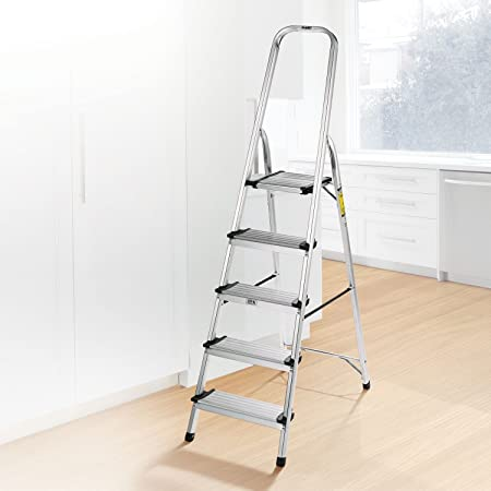 Polder LDR-5500RM Ultralight 5-Step Stool, 71
