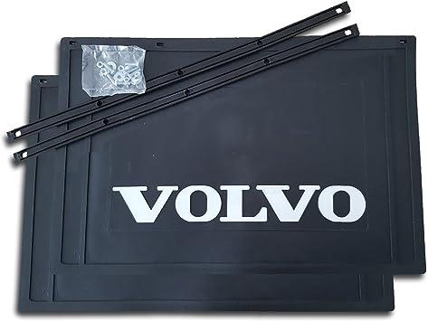 Trupa 2 X Schmutzfänger 400 X 300 Spritzlappen Spritzschutz Lkw Anhänger Volvo Auto
