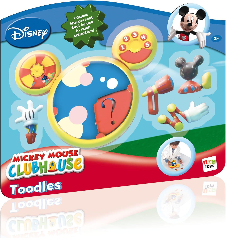 IMC Toys 715058 - Mickey. Toodles Juego Encajable: Amazon.es: Juguetes y juegos