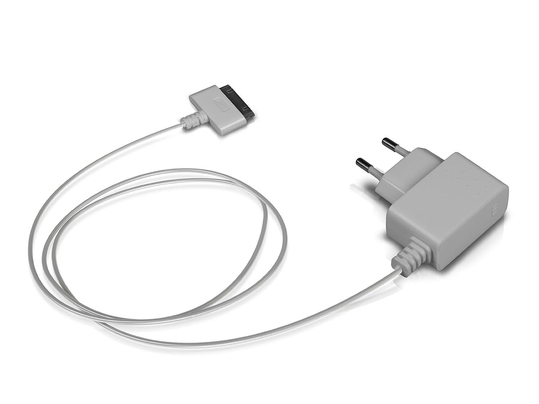 Sbs TE1ATS641 - Cargador de iPhone 4/4S/3GS/3G, iPod Touch ...