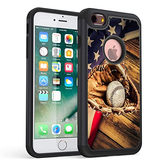Amazon.com: Rossy Carcasa para iPhone 6S, iPhone 6 ...