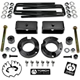 """TORCH 3"""" Full Lift Kit for 2005-2020 Toyota Tacoma 4X4 4WD w Differential Drop TRD SR5"""