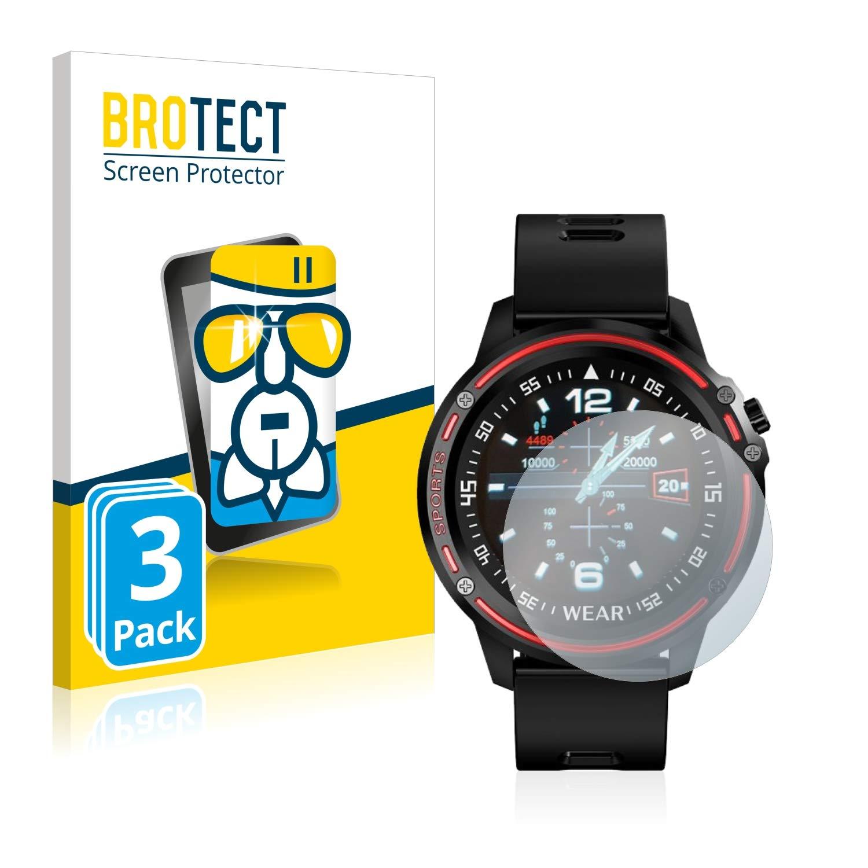 brotect Protector Pantalla Cristal Compatible con Leotec ECG ...