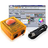 Basic Class Sunlite Suite 2 DMX USB Lighting Interface Controller by Nicolaudie