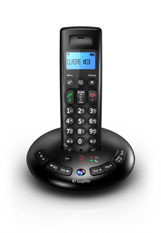 bt graphite 2500 single dect digital cordless phone amazon co uk rh amazon co uk