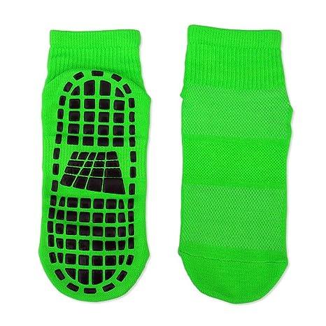 Calcetines antideslizantes para cama elástica – talla 35/37