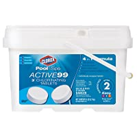 Deals on Clorox Pool&Spa Active99 3-inch Chlorinating Tablets 5-lb