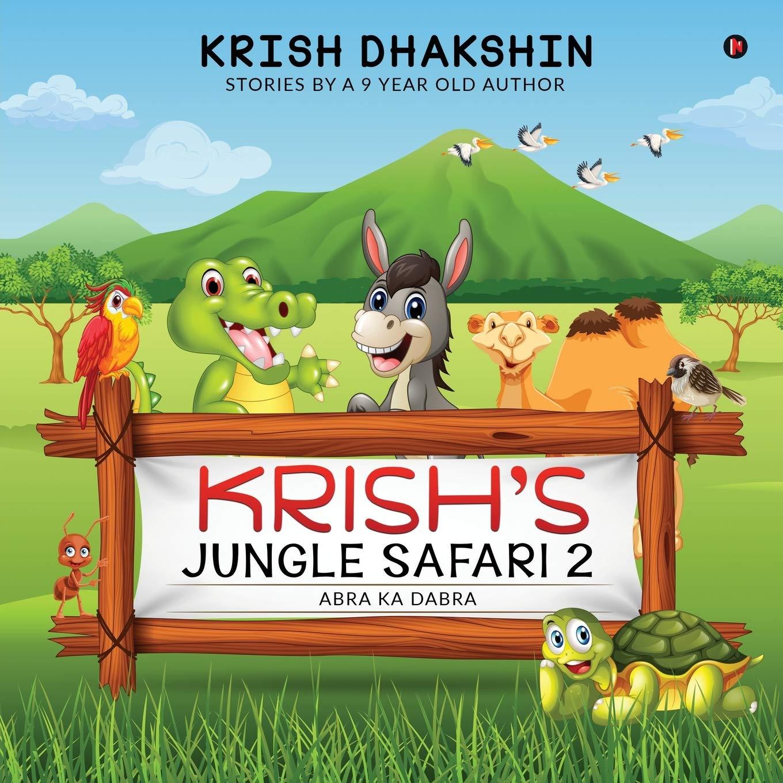 Krish's Jungle Safari 2: Abra ka Dabra