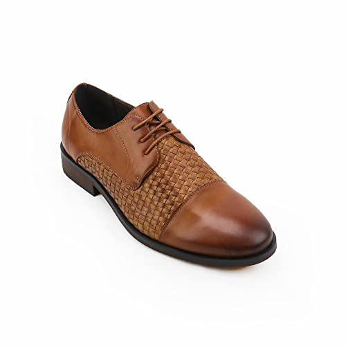 3637d8d6ac9 Xray Men s Wovener Oxford Dress Tan