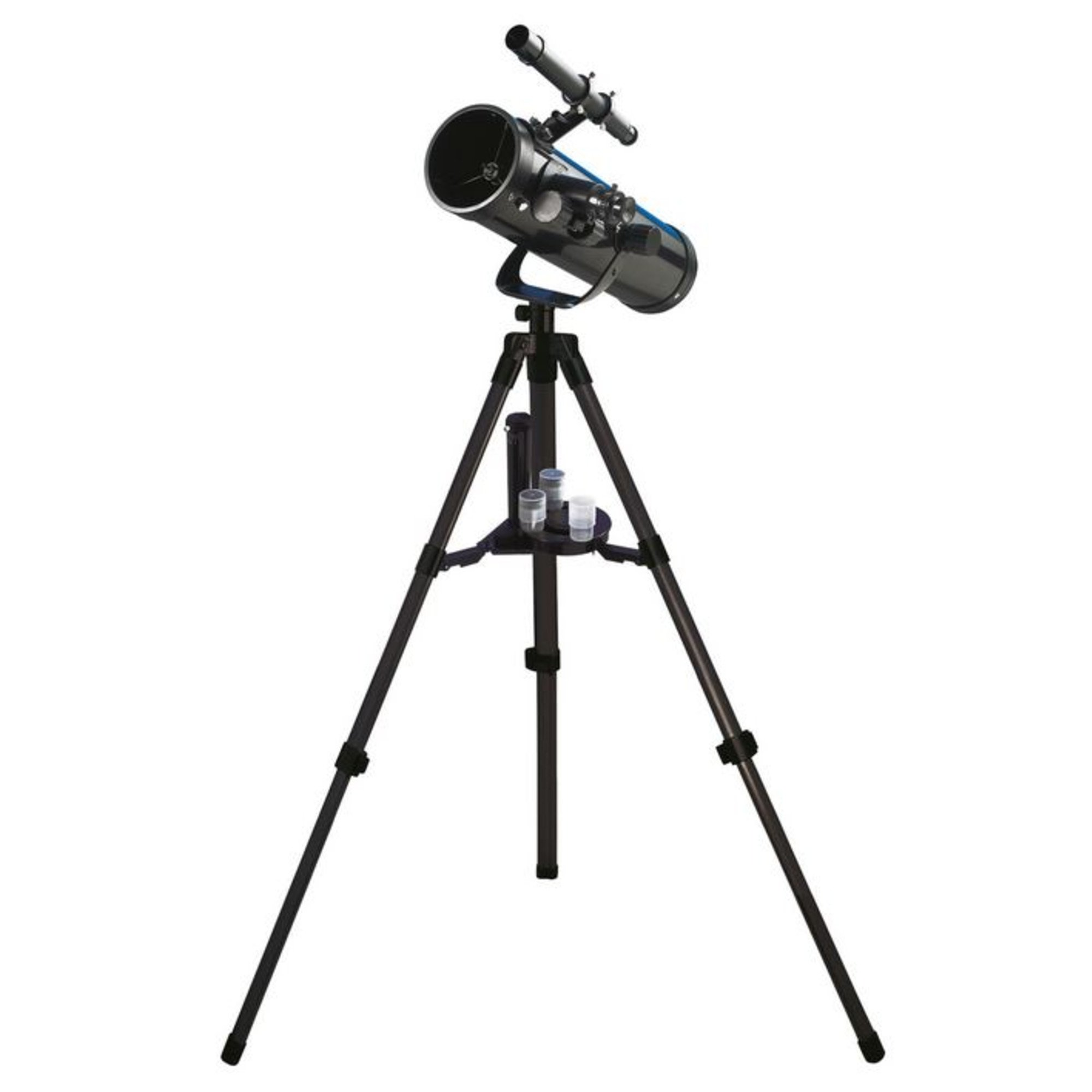 Buki Beginner Astronomer Reflective Telescope 375x Zoom for Kids Age 8 and Up by Buki