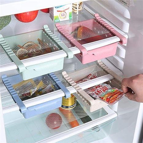 Cajón del Refrigerador Organizador de Nevera Caja de ...