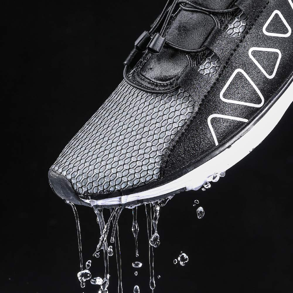 Quick Drying Outdoor Lightweight Sports Aqua Shoes vibdiv Mens Water Shoes