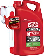Nature's Miracle Advanced Stain and Odor Eliminator Dog for Severe Dog