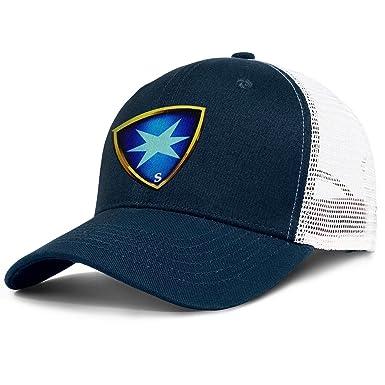 48ff3db23 Amazon.com: Bavaria-Logo for Women Golf Cap Mesh Vintage Leisure ...