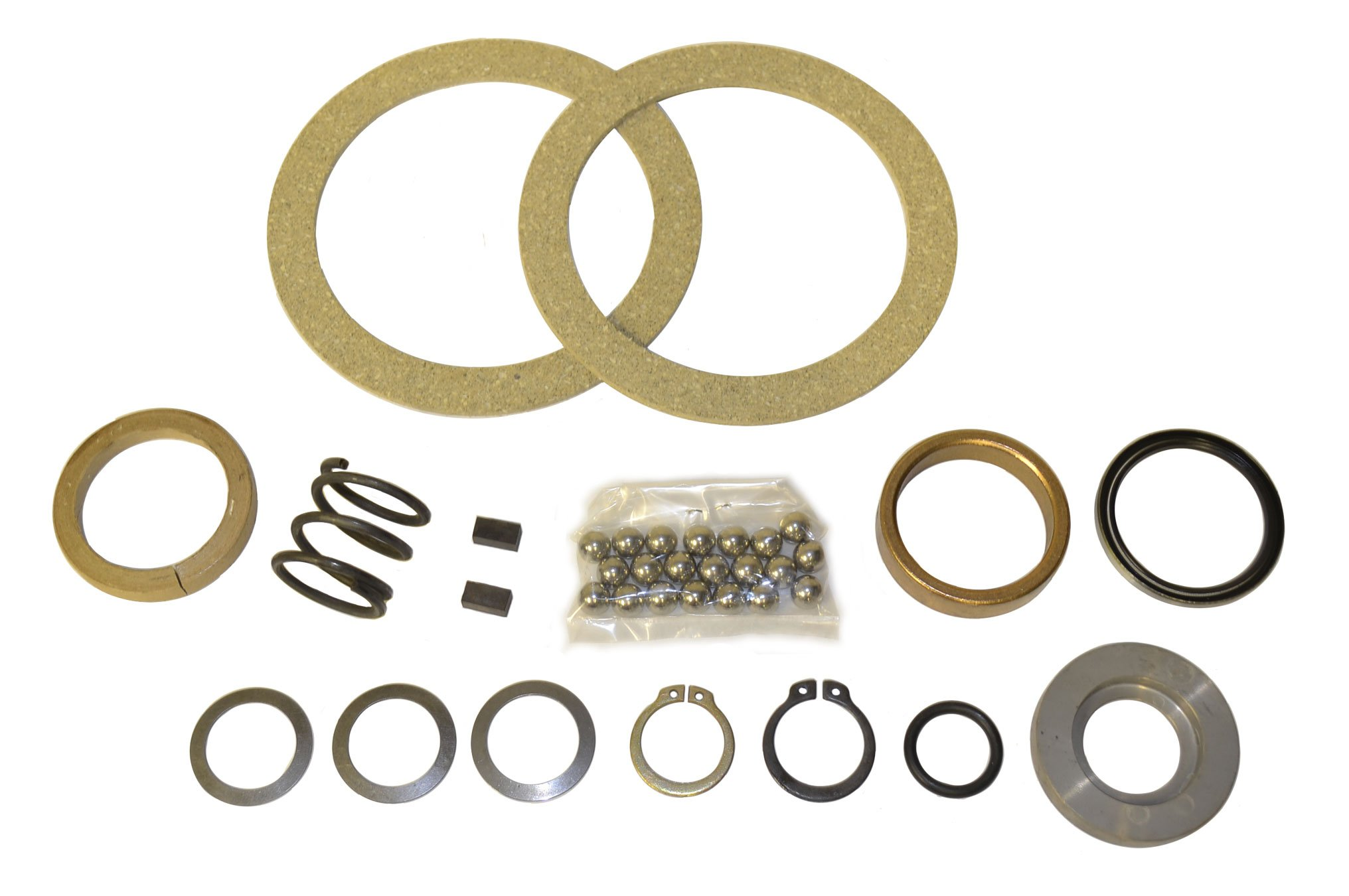 WARN 8409 Brake Service Kit by WARN (Image #1)