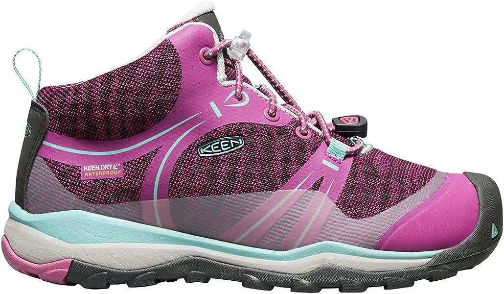 282a913243 Amazon.com | Keen Kid's Terradora MID WP Shoe, Boysenberry/Red Violet, 7 M  US Big Kid | Hiking Shoes