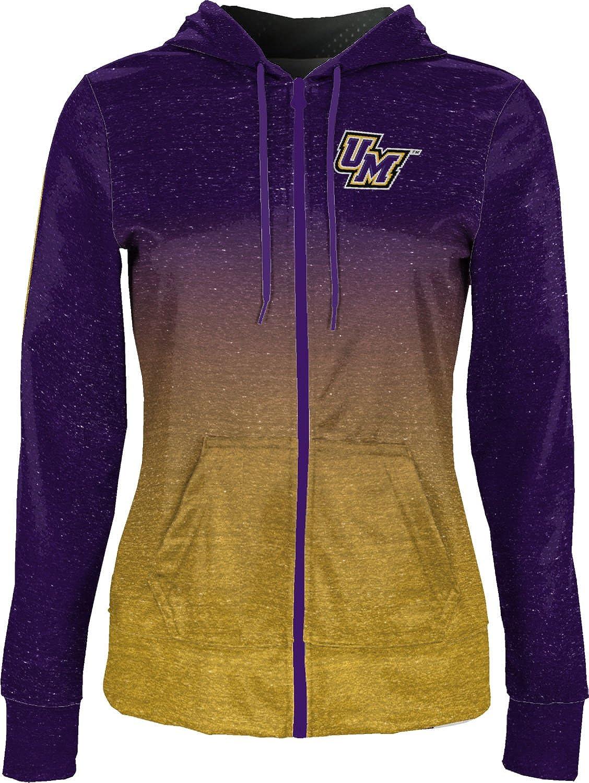 ProSphere University of Montevallo Girls Pullover Hoodie Grunge School Spirit Sweatshirt