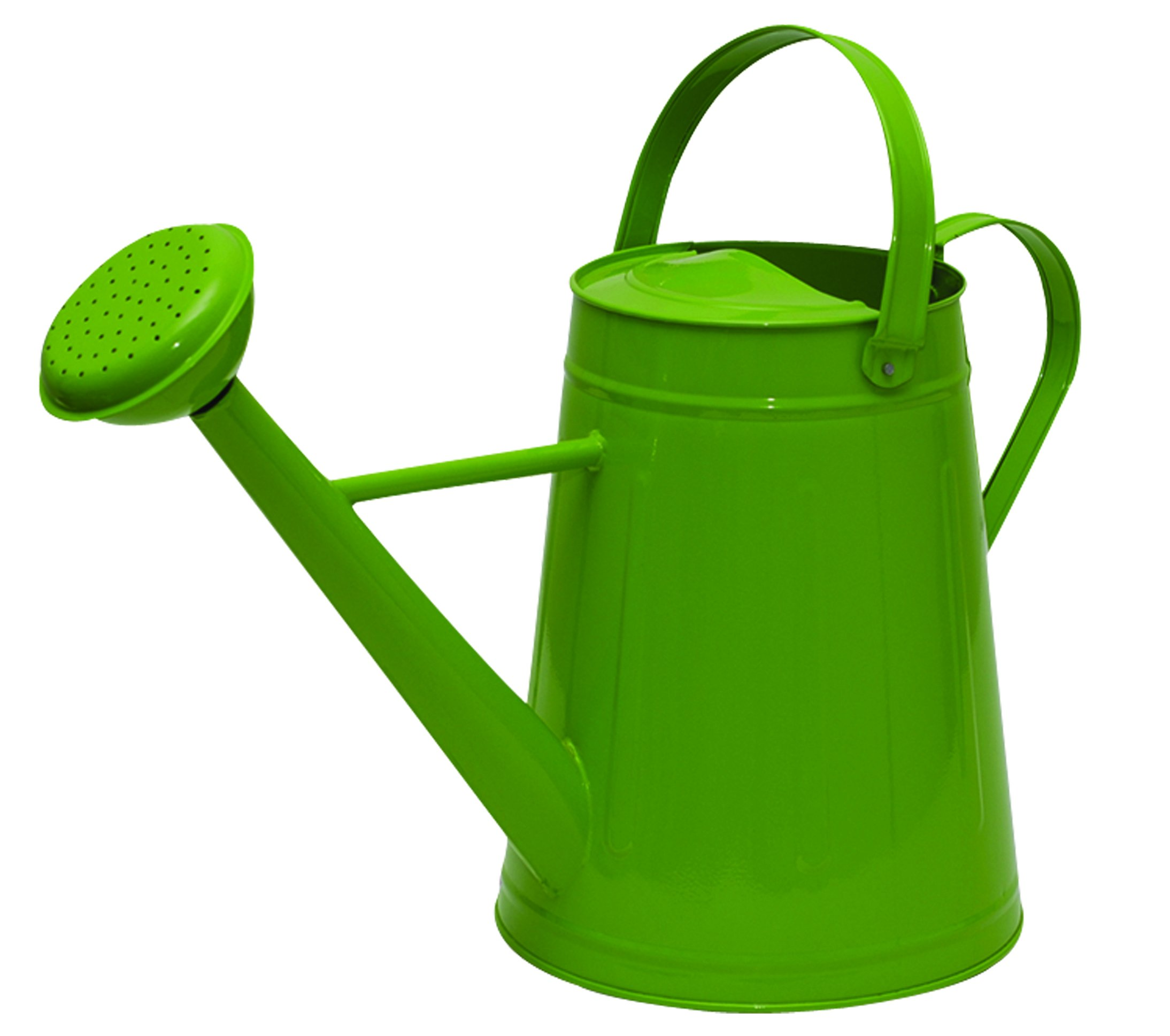 Tierra Garden 36-5081G Traditional Watering Can, 2.1-Gallon, Green
