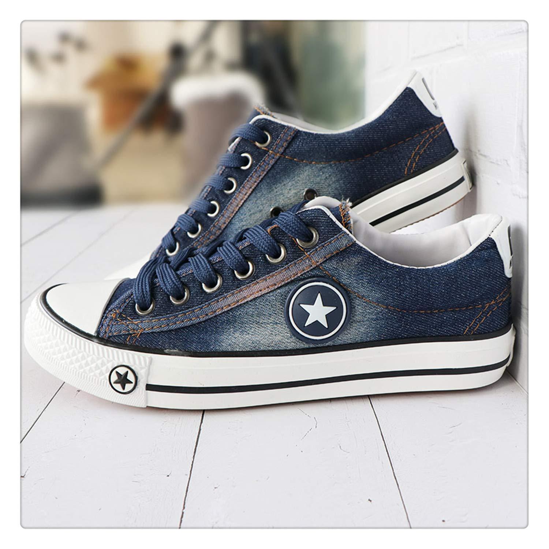 Amazon.com   TNGWA& Vulcanize Shoes Denim Sneakers Women Basket Femme Canvas Shoes Anti Slip Tenis Feminino Ladies Zapatillas Mujer Casual Navy Blue 9 ...