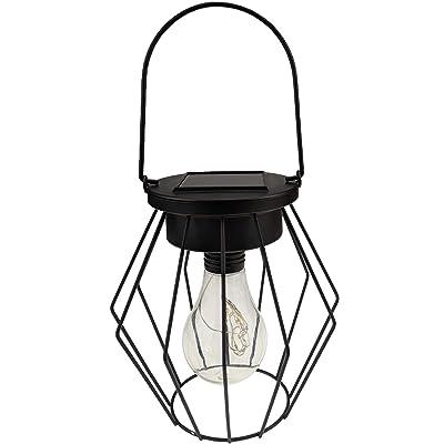 Yard Island Solar Hanging Pendant Fairy LED Lantern (Style 1)