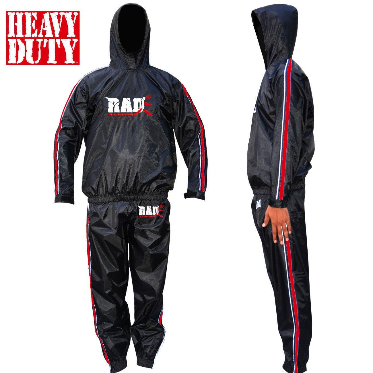 Amazon.com : TITLE Boxing Super Nylon Sweat Suit : Sauna Suits ...