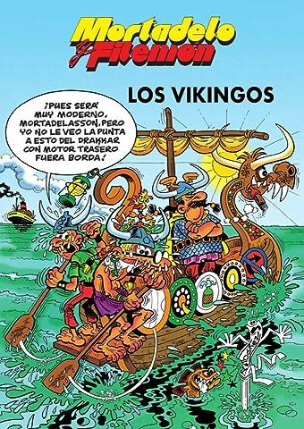 Mortadelo y Filemón. Los vikingos eBook: Ibáñez, Francisco: Amazon ...