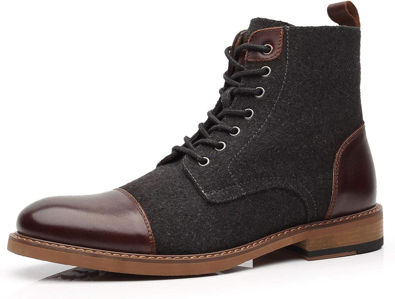 Mens Dress Winter Boots