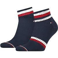 Tommy Hilfiger Men's Pete Quarter Socks (2 Pack)
