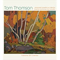Tom Thomson 2017 Wall Calendar / Tom Thomson Calendrier Mural 2017