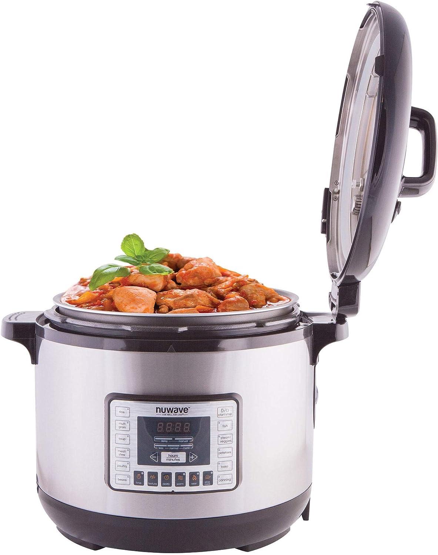 Main 3 - NuWave 33501 Nutri-Pot Digital Electric Pressure Cooker, 13 Quart, 1800W - CBS BAHAMAS LTD