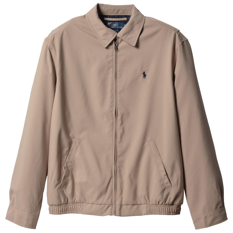 cbfc7691104240 Polo Ralph Lauren Bi-Swing Windbreaker at Amazon Men's Clothing store:  Outerwear