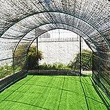 BenefitUSA GH052-3 Outdoor Gardening Greenhouse, Black For Sale