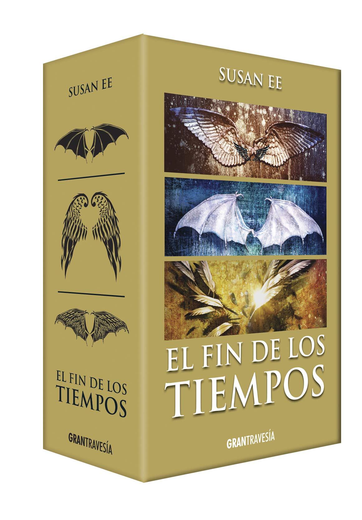 Serie El Fin de Los Tiempos: paquete 3 Volúmenes El fin de los tiempos / End of Days: Amazon.es: Ee, Susan: Libros