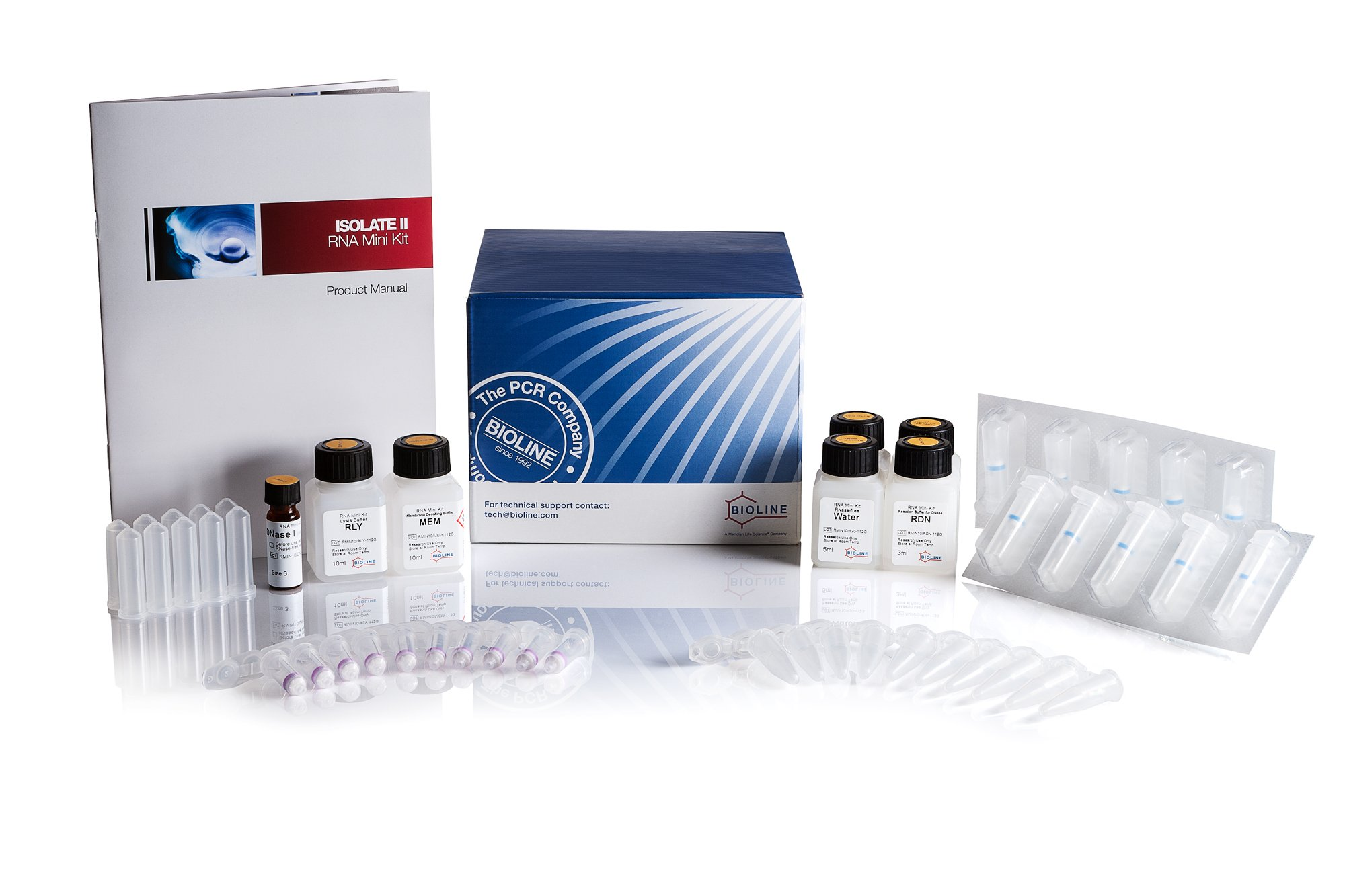 ISOLATE II PCR and Gel Kit 10 Preps, PCR product clean up Kit, PCR product cleanup, PCR product clean up protocol