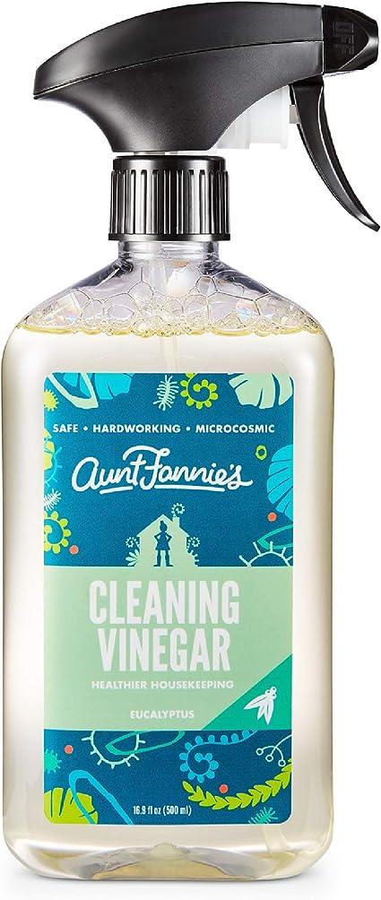 Amazon Com Aunt Fannie S Cleaning Vinegar Eucalyptus 16 9 Ounce