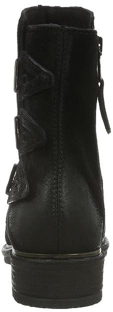 Mjus 212209-0101-6002, Zapatillas de Estar por Casa para Mujer, Negro, 37 EU