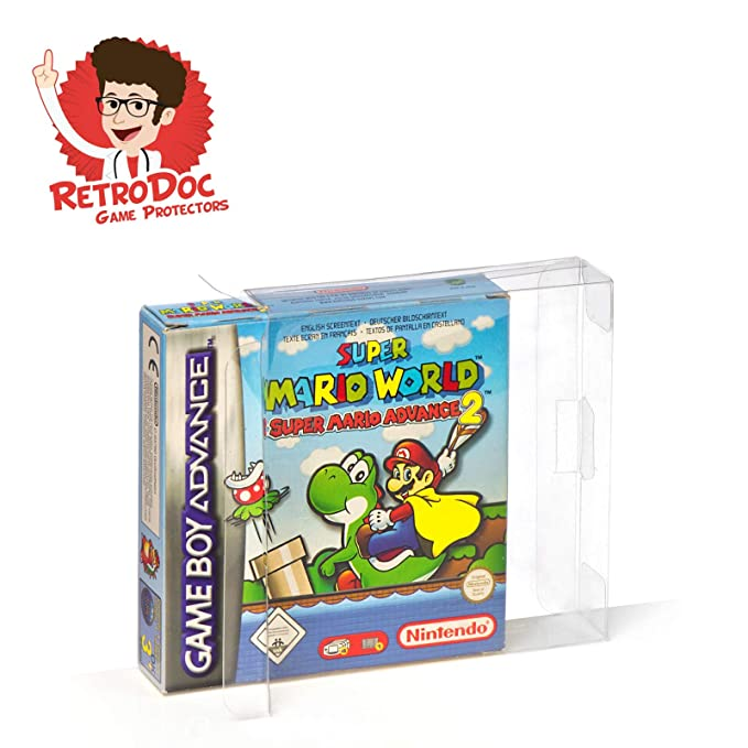 10 Gameboy Classic/Color/Advance/Virtual Boy/Neo Geo cajas ...